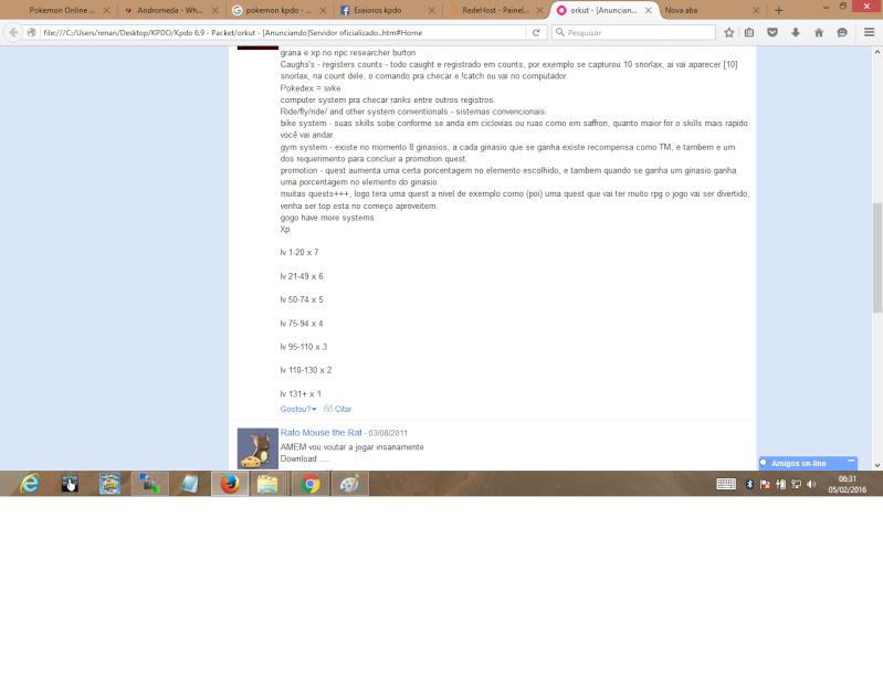 kpdo no orkut essa e old!!! Antiga11