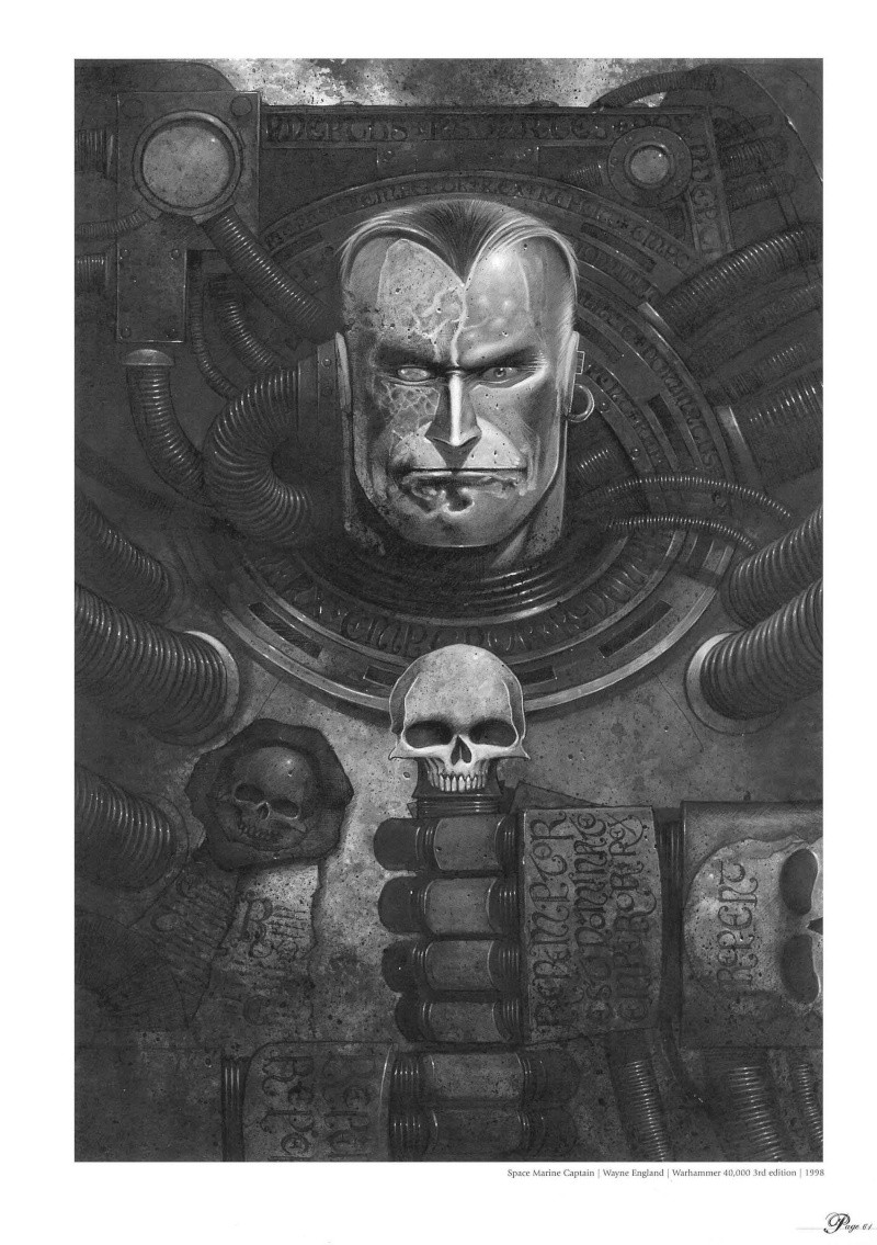 [W40K] Collection d'images : Warhammer 40K divers et inclassables - Page 6 Space_10