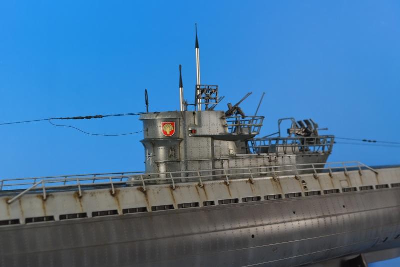 Mein U-Boot Typ IX von Revell in 1:72 Dsc_0029