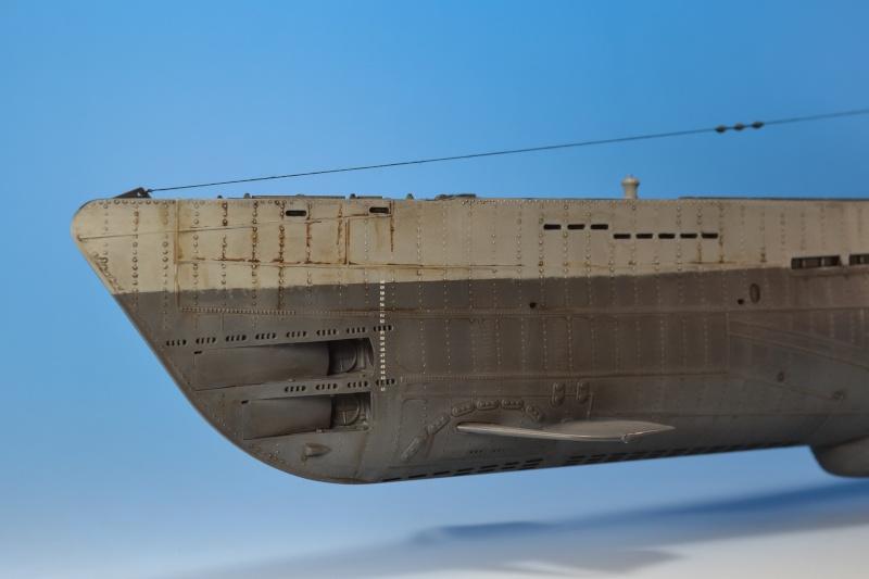 Mein U-Boot Typ IX von Revell in 1:72 Dsc_0030