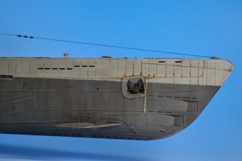 Mein U-Boot Typ IX von Revell in 1:72 Dsc_0031