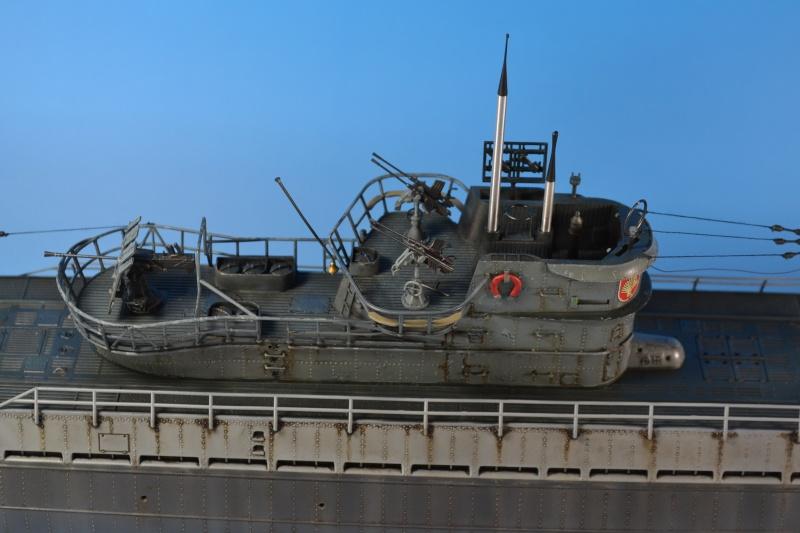 Mein U-Boot Typ IX von Revell in 1:72 Dsc_0032