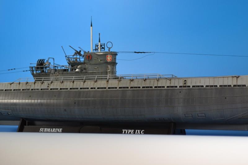 Mein U-Boot Typ IX von Revell in 1:72 Dsc_0033