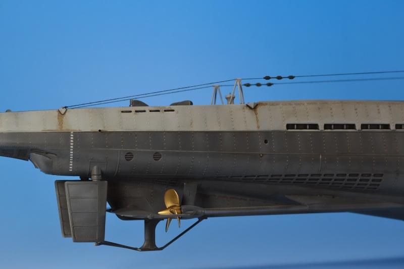 Mein U-Boot Typ IX von Revell in 1:72 Dsc_0034