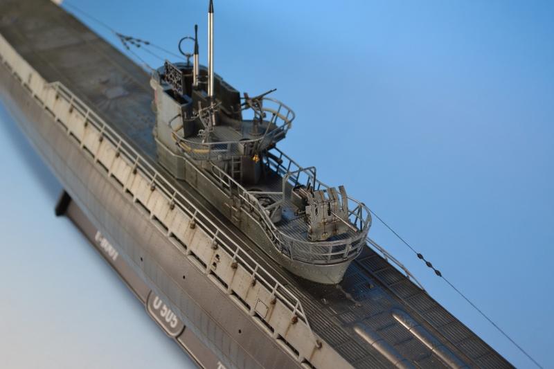 Mein U-Boot Typ IX von Revell in 1:72 Dsc_0035