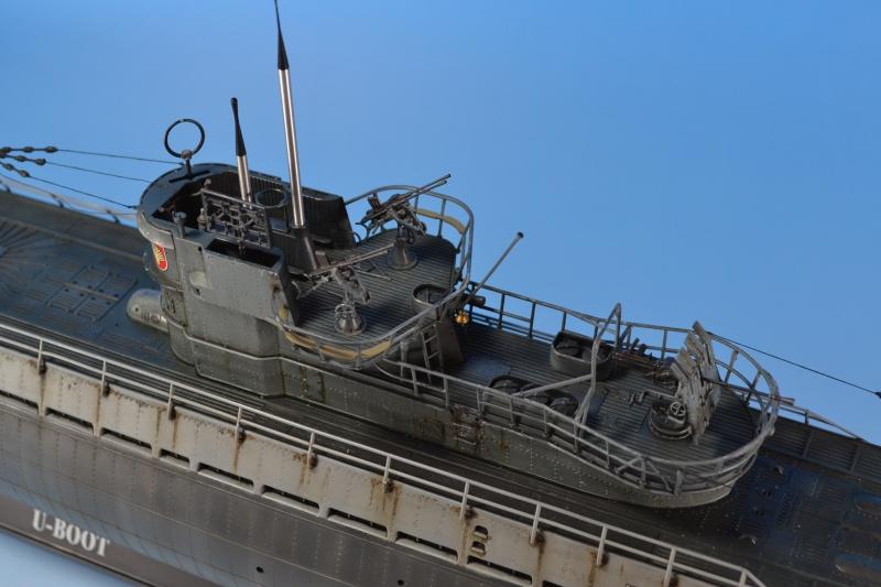 Mein U-Boot Typ IX von Revell in 1:72 Dsc_0036