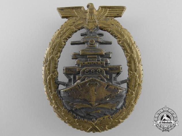 Badge kriegsmarine L_28210