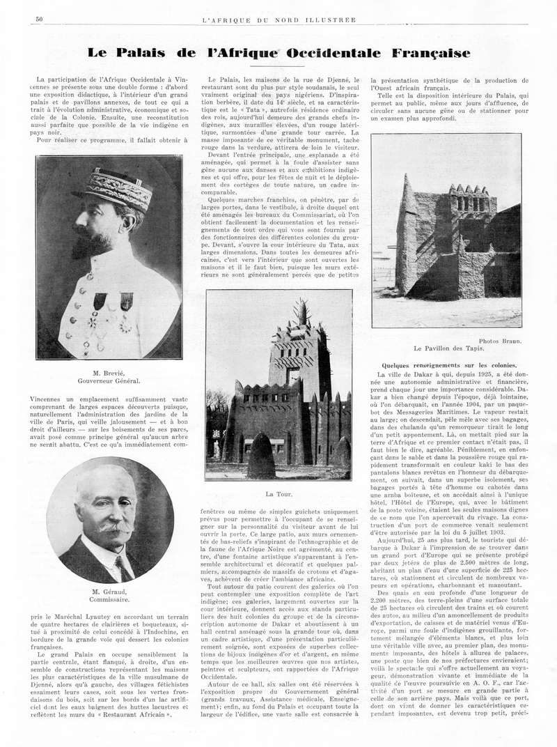 Exposition Coloniale Internationale de Paris 1931 - Page 3 0150_t10