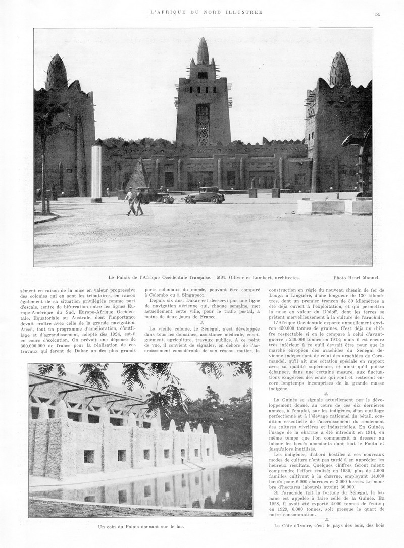 Exposition Coloniale Internationale de Paris 1931 - Page 3 015110