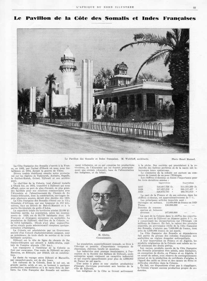Exposition Coloniale Internationale de Paris 1931 - Page 3 015310