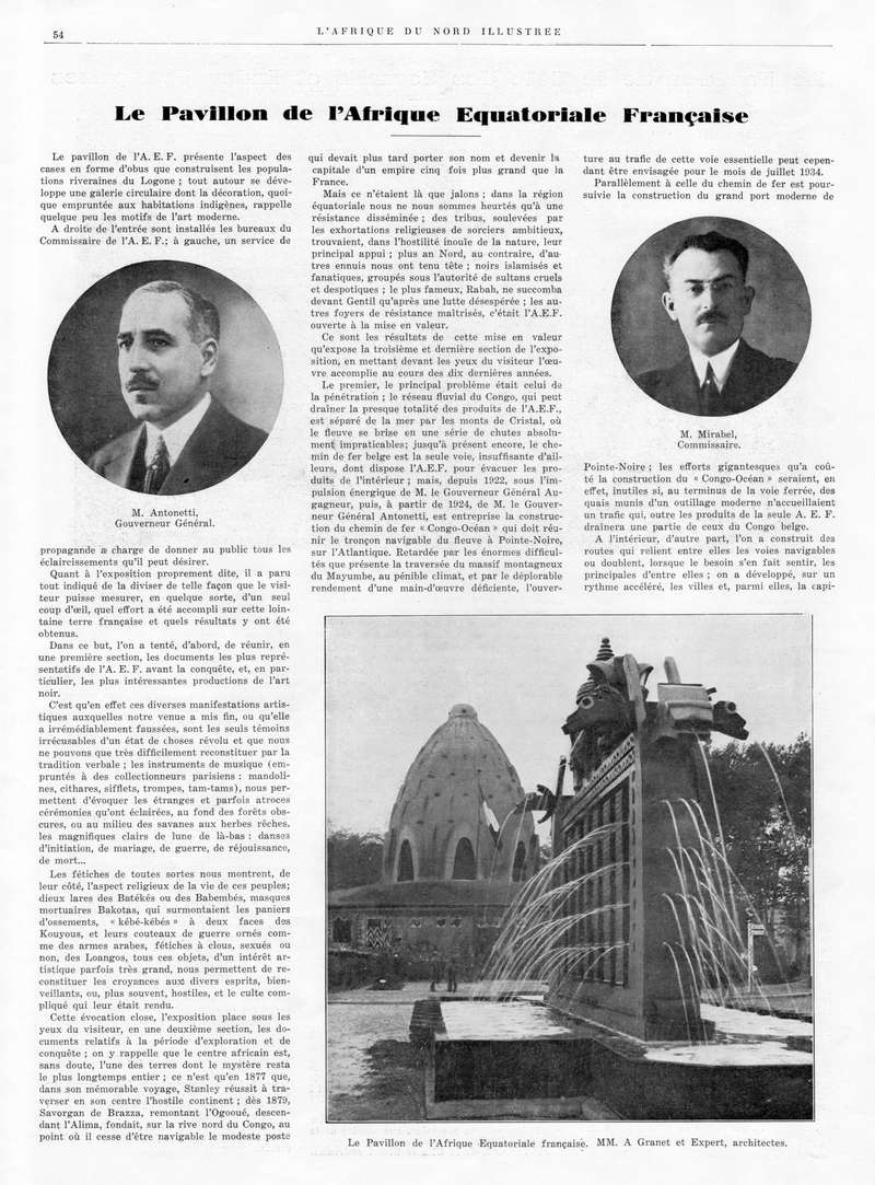 Exposition Coloniale Internationale de Paris 1931 - Page 3 015410