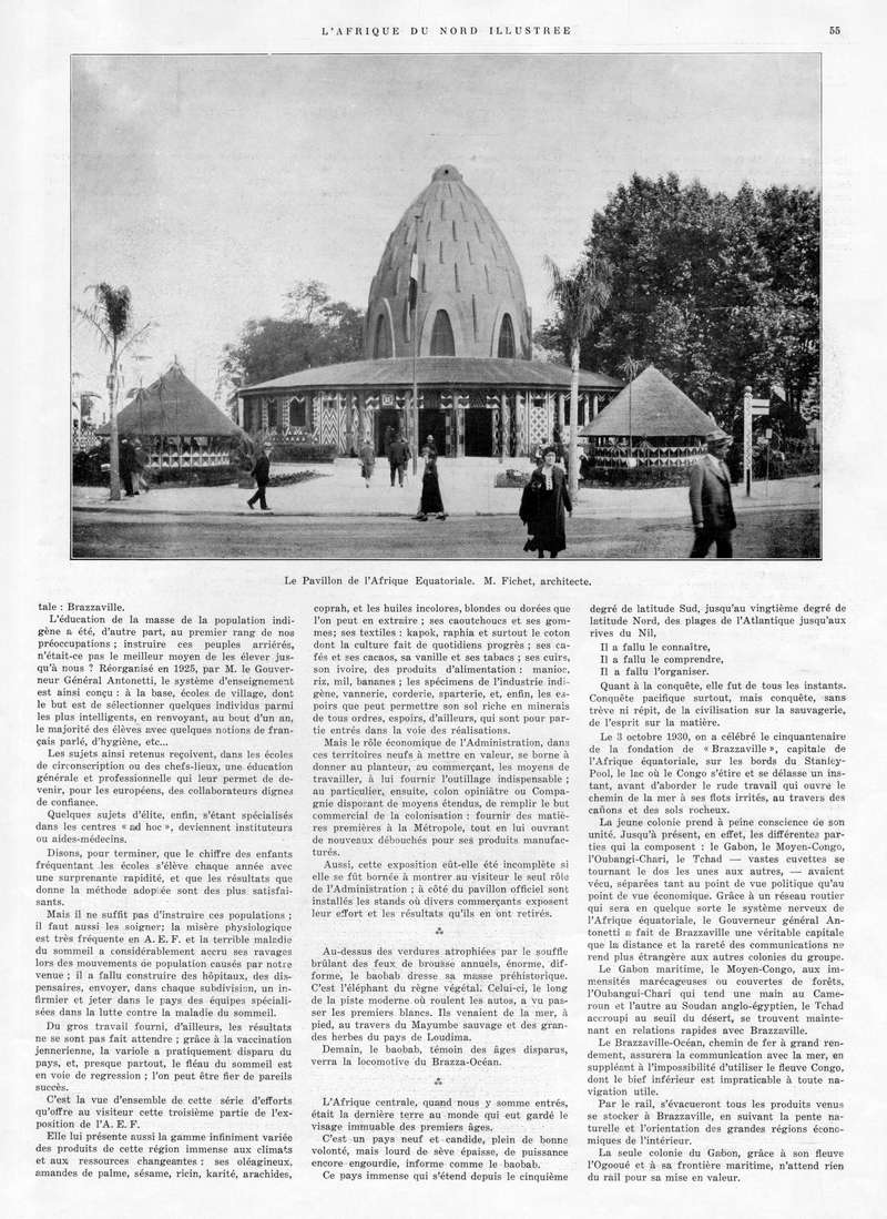 Exposition Coloniale Internationale de Paris 1931 - Page 3 015510