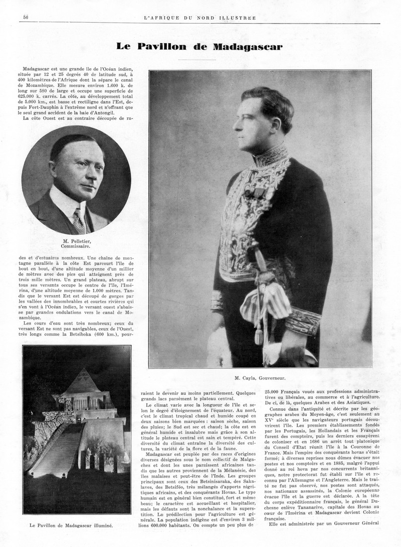 Exposition Coloniale Internationale de Paris 1931 - Page 3 015610