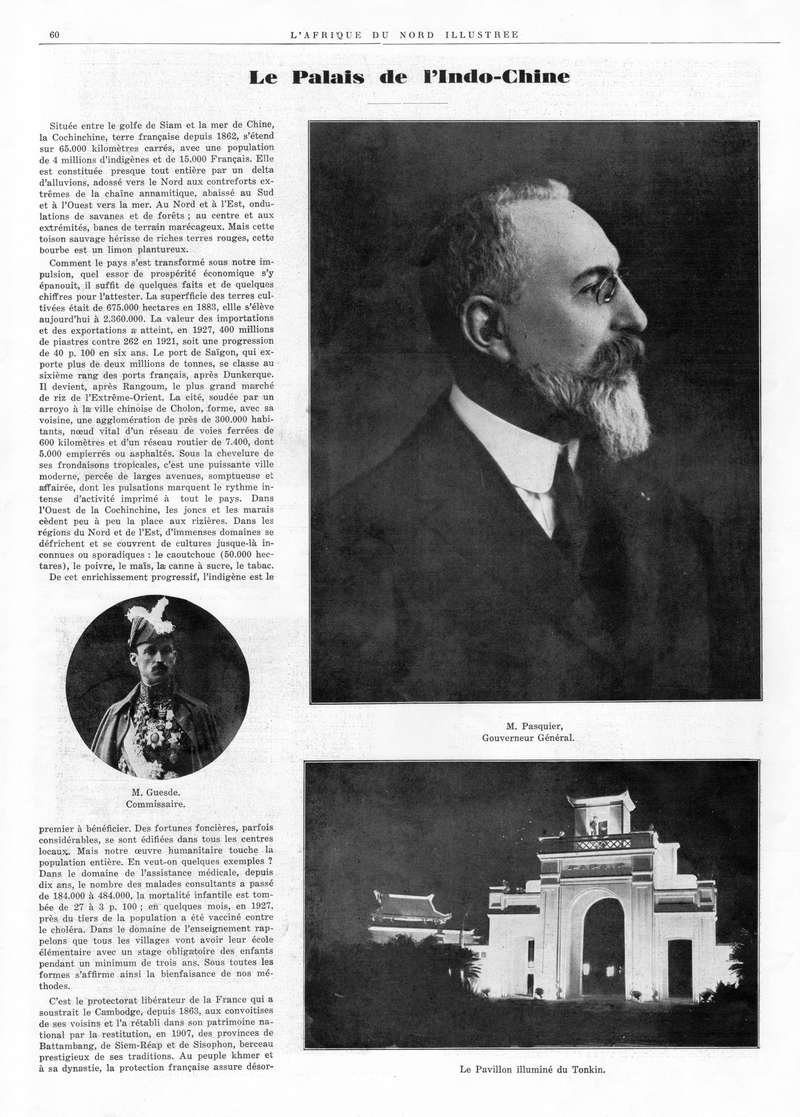 Exposition Coloniale Internationale de Paris 1931 - Page 3 016010