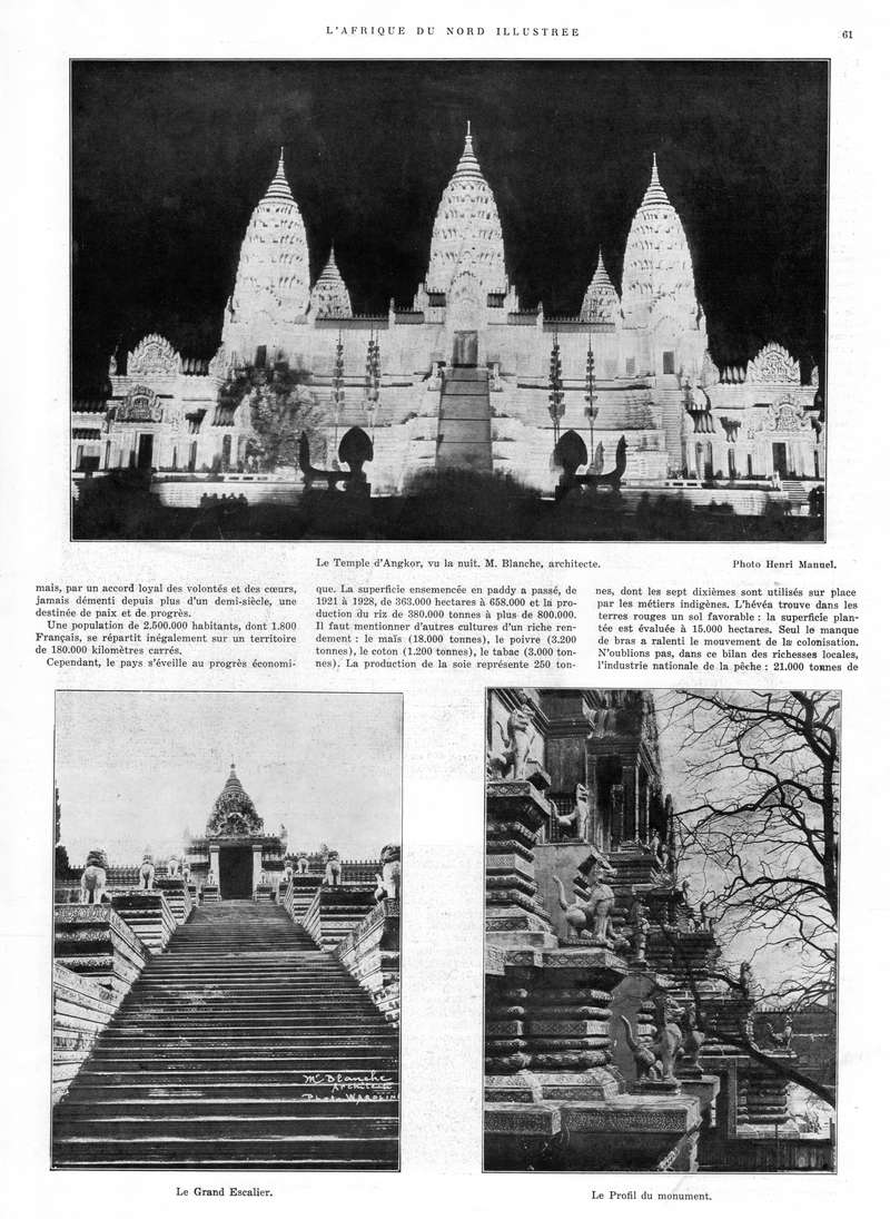 Exposition Coloniale Internationale de Paris 1931 - Page 3 016110
