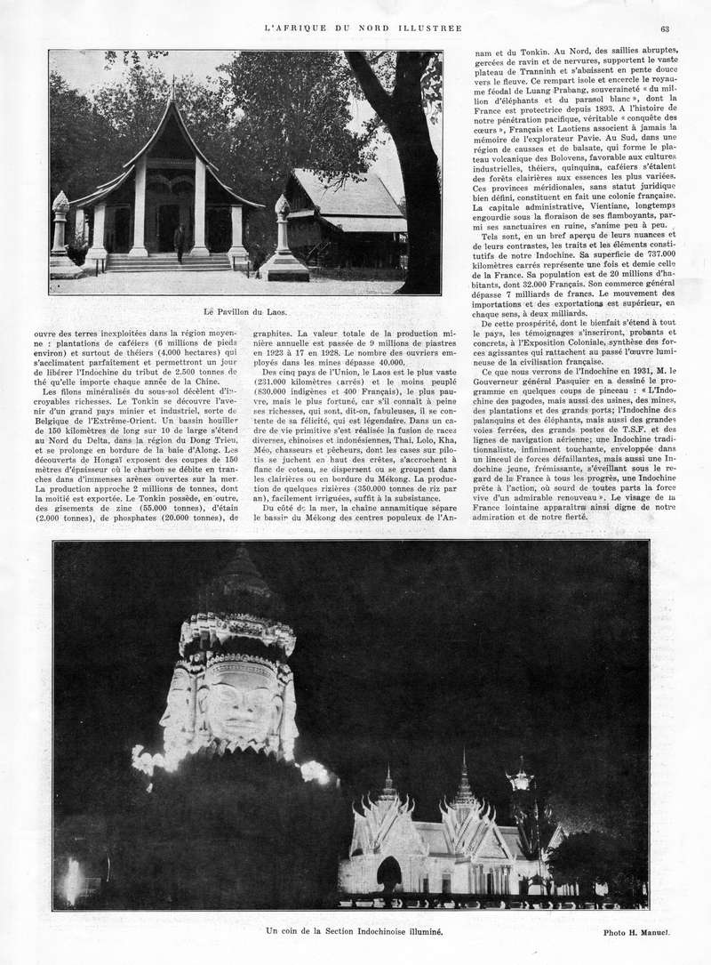 Exposition Coloniale Internationale de Paris 1931 - Page 3 016310