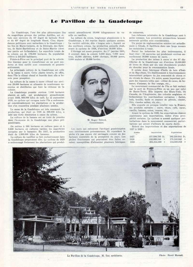 Exposition Coloniale Internationale de Paris 1931 - Page 3 016910