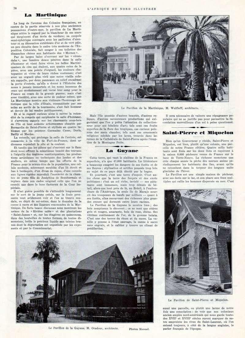 Exposition Coloniale Internationale de Paris 1931 - Page 3 017010