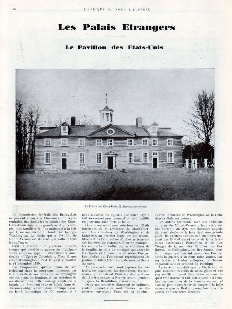Exposition Coloniale Internationale de Paris 1931 - Page 3 017610