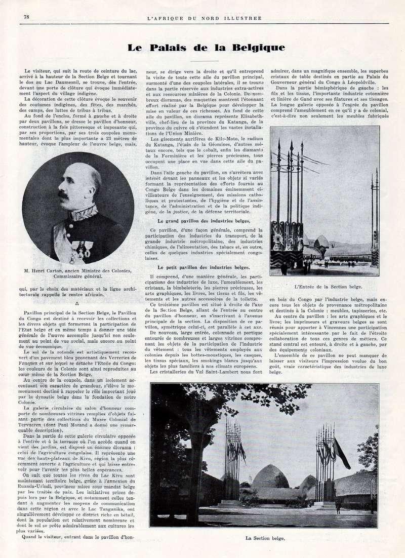 Exposition Coloniale Internationale de Paris 1931 - Page 3 017810