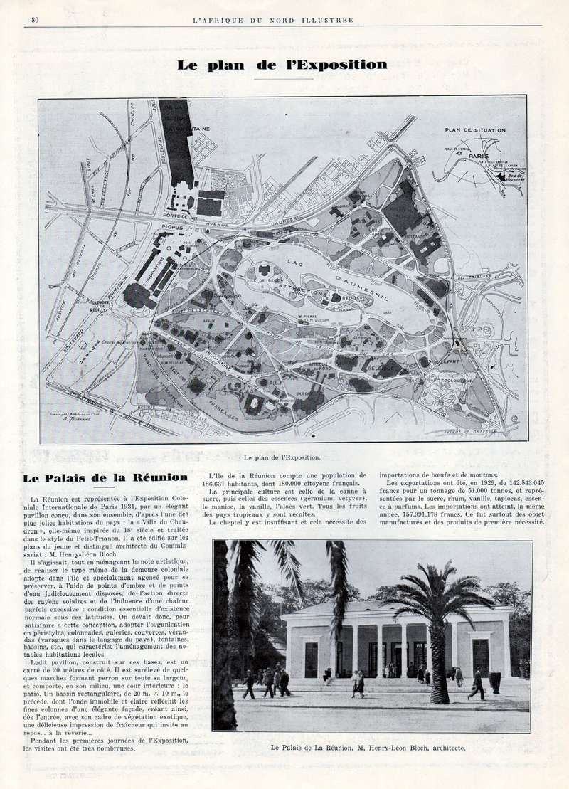 Exposition Coloniale Internationale de Paris 1931 - Page 4 018010