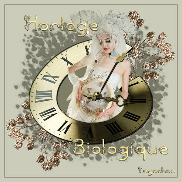 horloge biologique Yayatu10