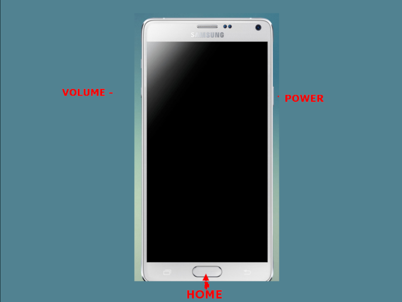 Rooter son GALAXY Note 4 N910F sous Android  6.0.1 (CFROOT-CHAINFIRE) Fond10