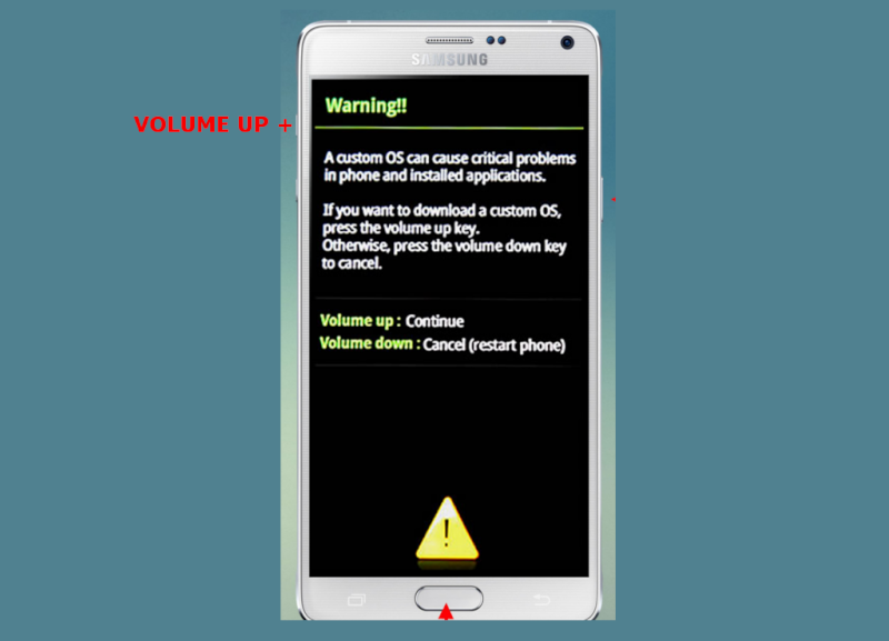 Rooter son GALAXY Note 4 N910F sous Android  6.0.1 (CFROOT-CHAINFIRE) Fond110