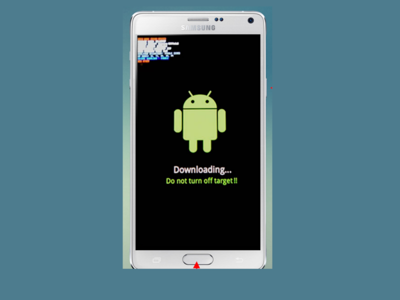 Rooter son GALAXY Note 4 N910F sous Android  6.0.1 (CFROOT-CHAINFIRE) Fond210