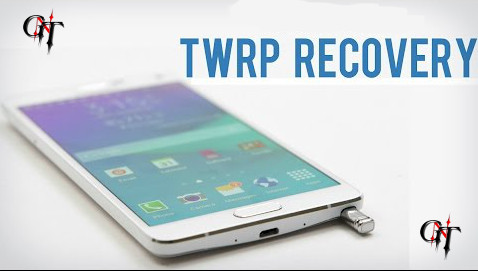 TWRP  RECOVERY POUR (N910F) Twrp10