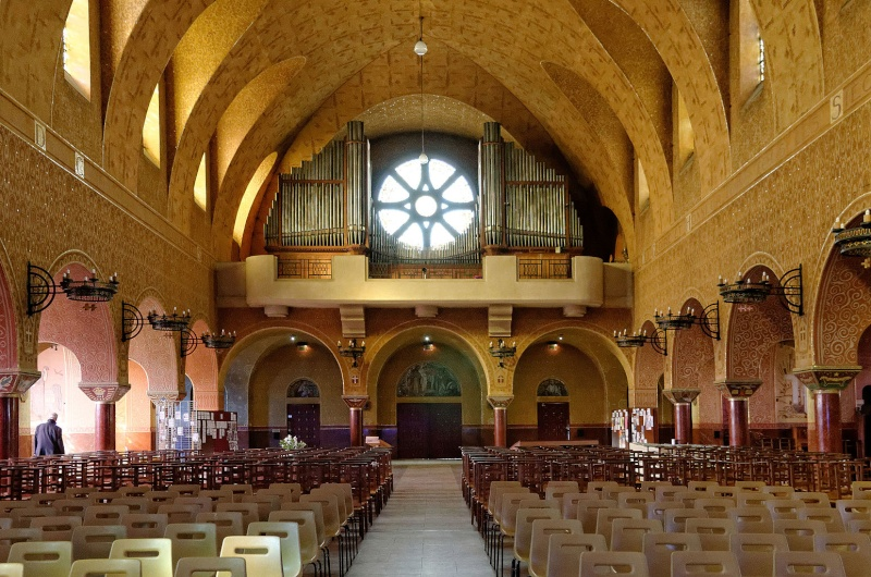 L'orgue du Sacré-Coeur de Dijon Dijon_10