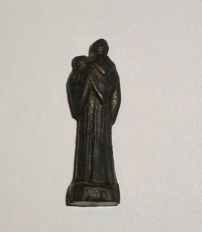 statuette de Saint Antoine de Padoue P1010226
