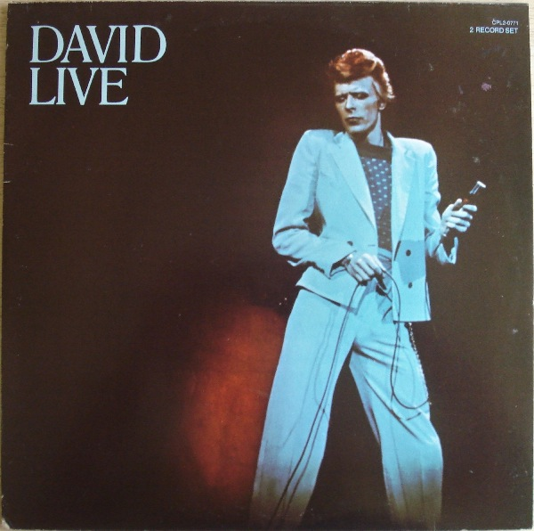 David Bowie Bowie-17