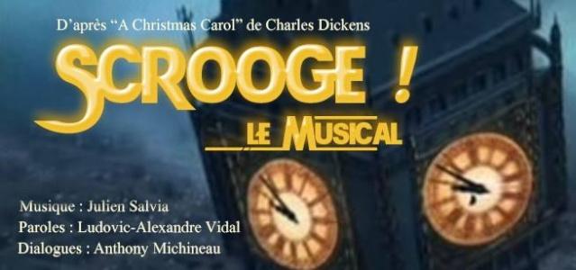 Scrooge ! Le Musical 12359910