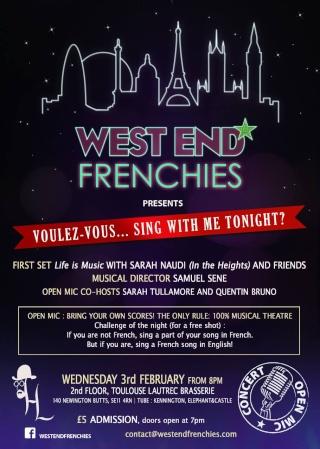 [Londres] Voulez-vous... Sing with me tonight? 12487211