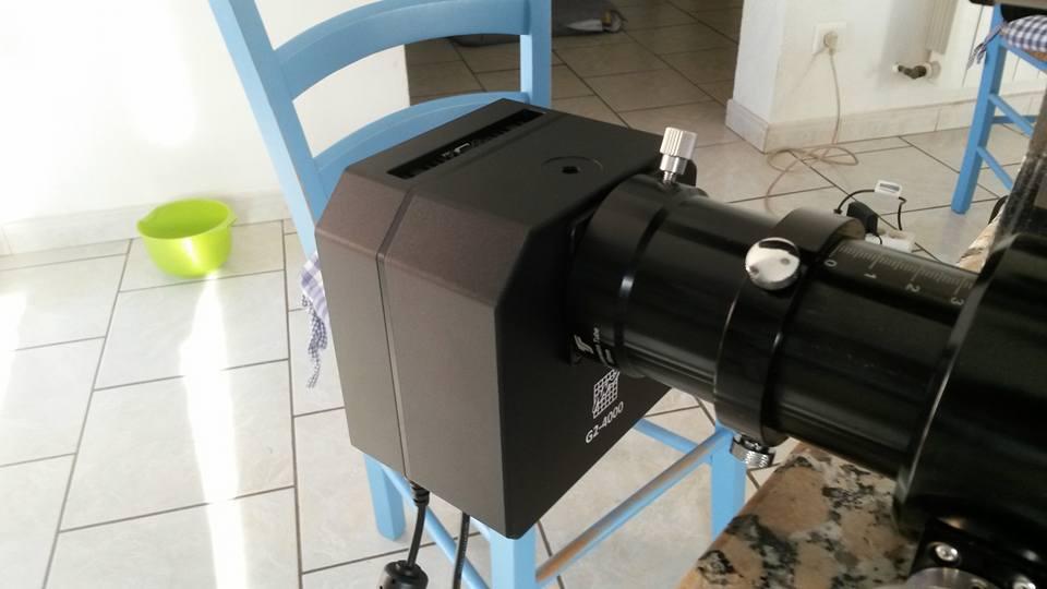 driver roue a filtre interne MORAVIAN G2 4000 /4022 Cam10