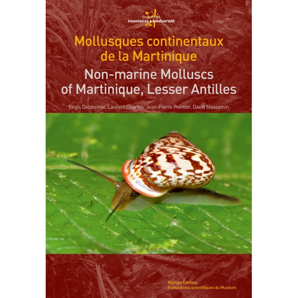 Mollusques continentaux de la Martinique / Non-Marine Molluscs of Martinique, Lesser Antilles Mollus10