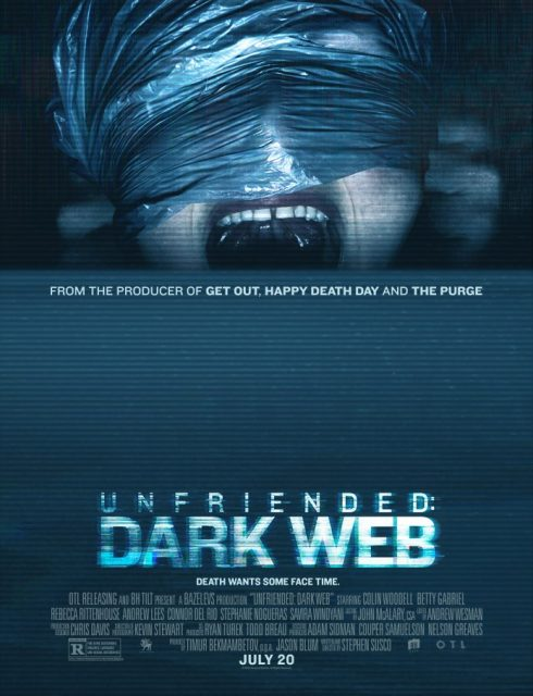 فيلم Unfriended: Dark Web 2018 مترجم