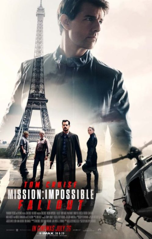 فيلم Mission: Impossible – Fallout 2018 مترجم