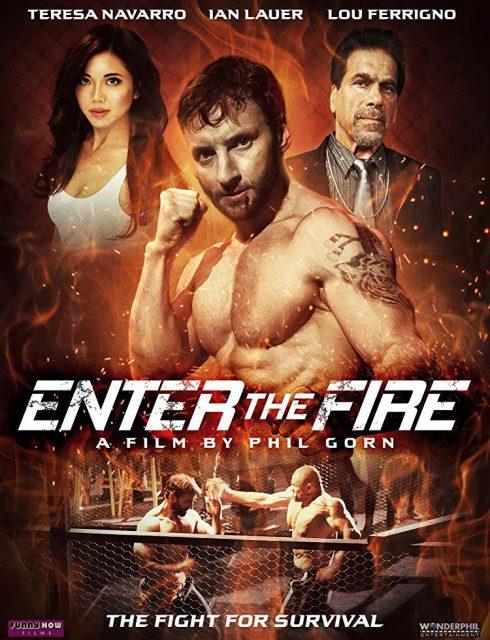 فيلم Enter the Fire 2018 مترجم