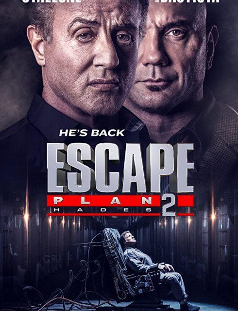 فيلم Escape Plan 2: Hades 2018 مترجم