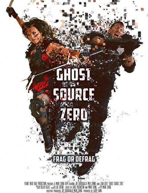 فيلم Ghost Source Zero 2017 مترجم