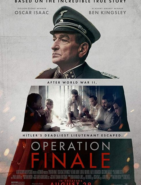 فيلم Operation Finale 2018 مترجم