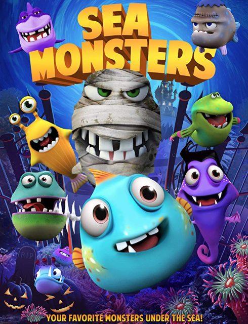 فيلم Sea Monsters 2017 مترجم