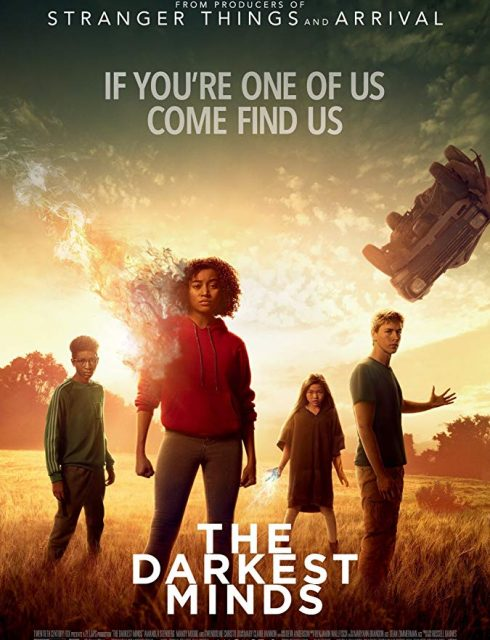 فيلم The Darkest Minds 2018 مترجم