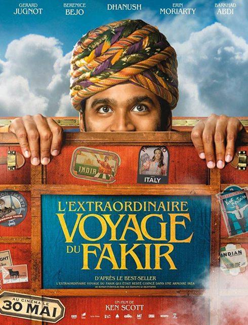 فيلم The Extraordinary Journey of the Fakir 2018 مترجم