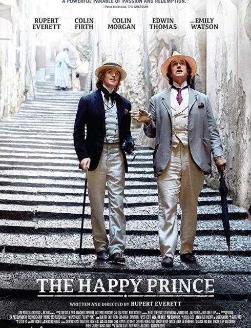 فيلم The Happy Prince 2018 مترجم
