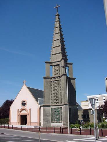 SANVIC - Sanvic - Chapelle Sainte-Thérèse Chapel10