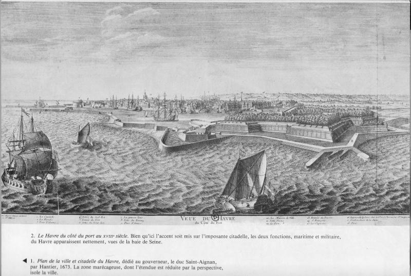 Abbé - La Tour François 1er au Havre : Défense et prison Img_le26
