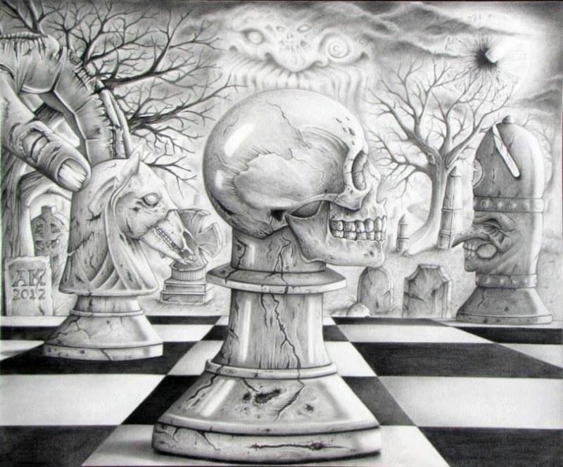 Шахматы - это красиво! - Страница 2 12654210